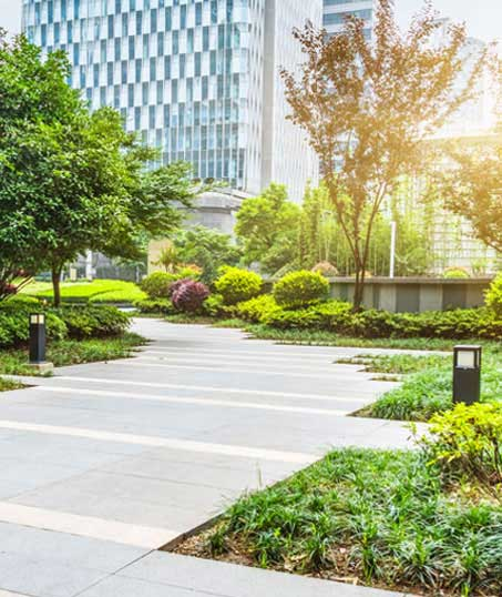 Evergreen Lawncare and Landscape Inc. Commercial Landscaping
