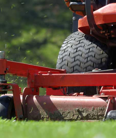 Evergreen Lawncare and Landscape Inc. Commercial Lawn Mowing