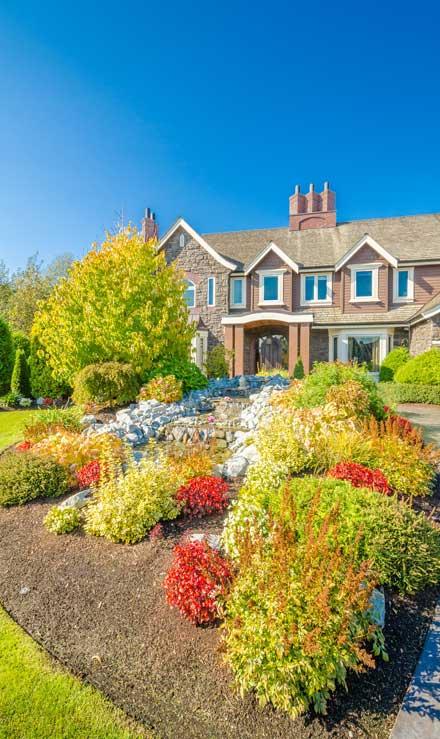 Evergreen Lawncare and Landscape Inc. Landscape Design