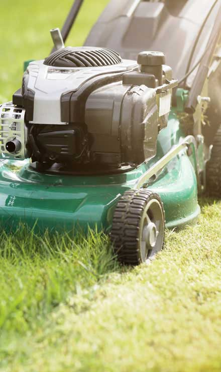 Evergreen Lawncare and Landscape Inc. Residential Lawn Mowing